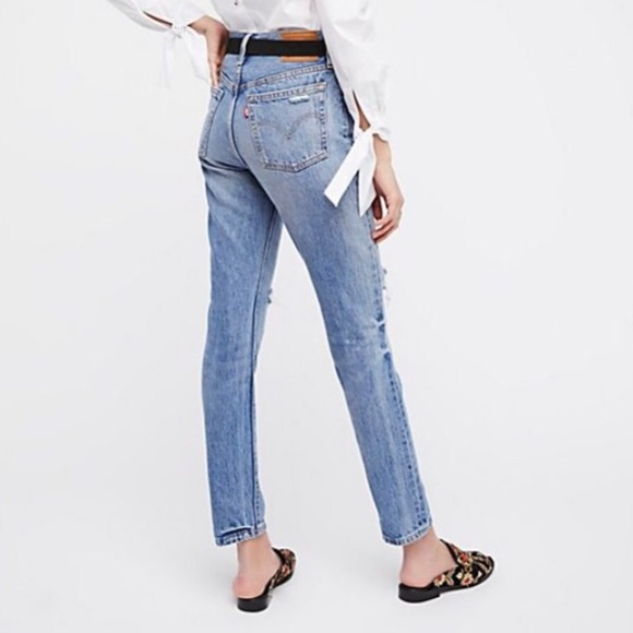 bed9f14764960 Levi s Denim - Levi s 501 High Waisted Skinny Jeans 29x32